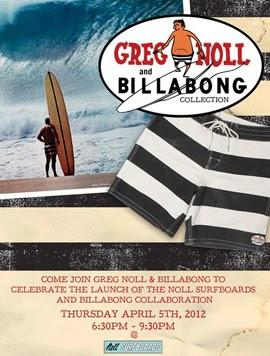 Billabong x Greg Noll