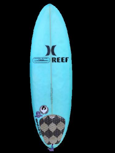 CHANNEL ISLAND ROB MACHADO Personal  Surfboard
