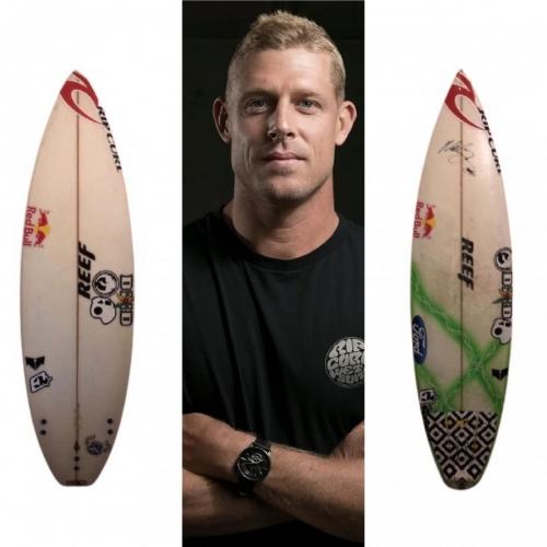 Mick Fanning personal board